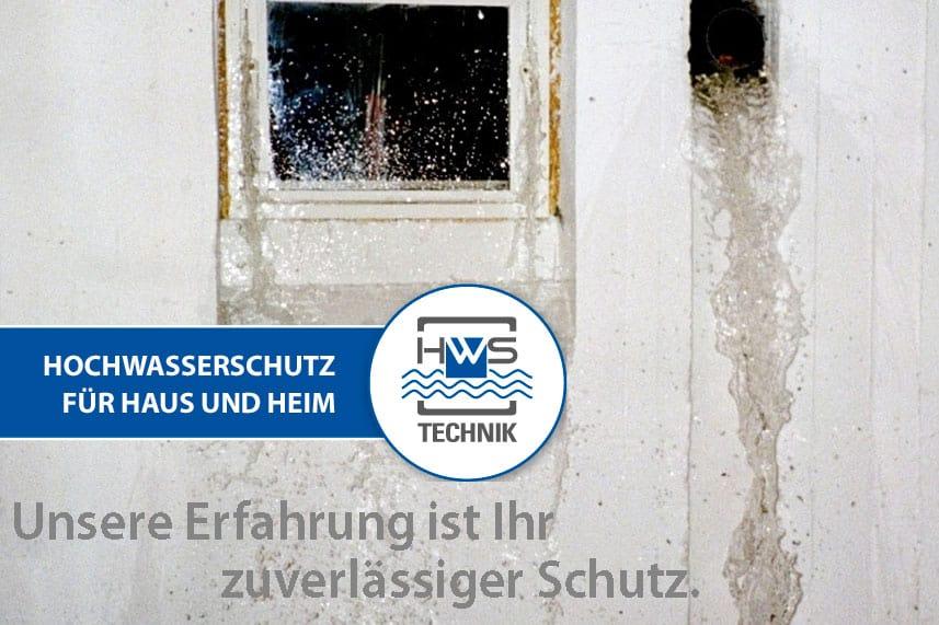 Wasserschutz fürs Eigenheim