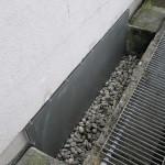 Überflutungsschutz am Kellerfenster