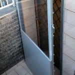 Überflutungs-Schutz für den Keller mit Sichtfenster