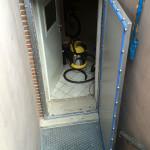 Hochwassergeschützte Kellertür